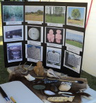 Native History Association Presentation Display