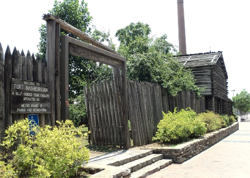 Fort Nashborough