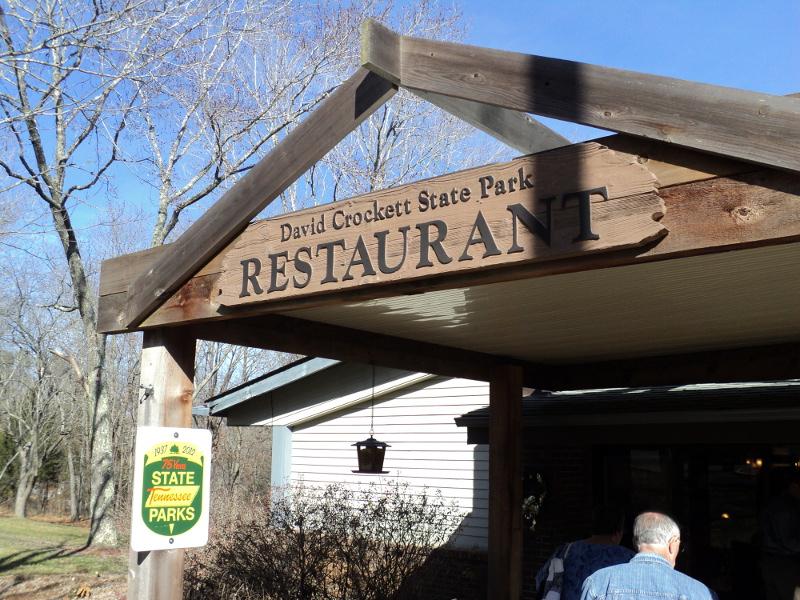Native History Association David Crockett State Park