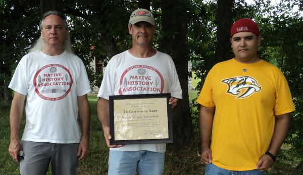 An Award Winning Historic Preservation Organization.