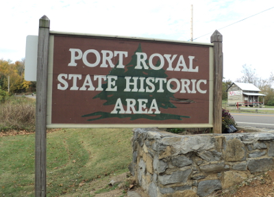 Port Royal State Historic Park
