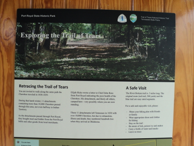 Port Royal Interpretive Kiosk