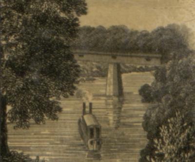 The 1823 Nashville Toll Bridge
