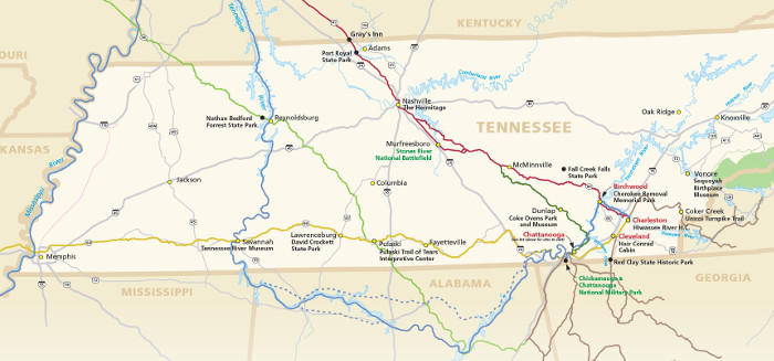 NATIVE HISTORY ASSOCIATION  Trail of Tears National Historic